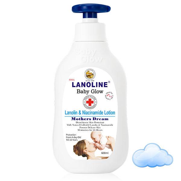 Baby-Glow-Body-Lotion-Lanoline-&-Niacinamide-2