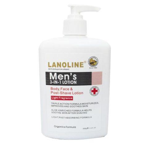 Lanoline-Men's-3-in-1-Lotion